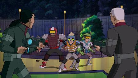 觀賞四面受敵。第 1 季第 2 集。